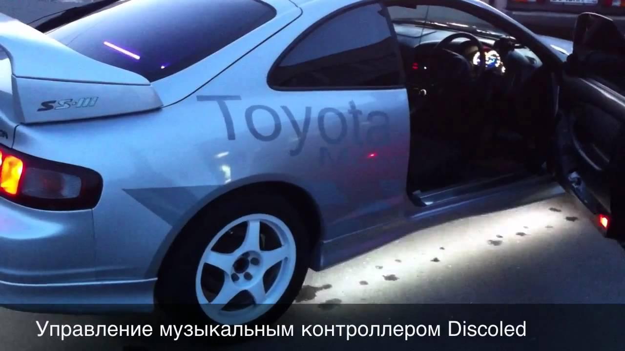 Подсветка колес  АвтоЗС
