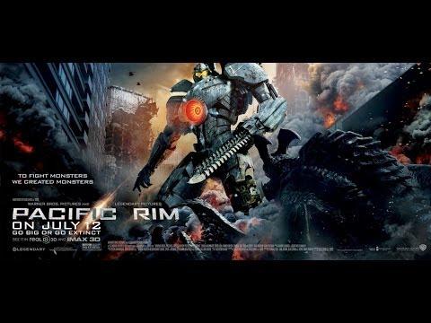 Premiere Screening of Guillermo Del Toro's PACIFIC RIM review