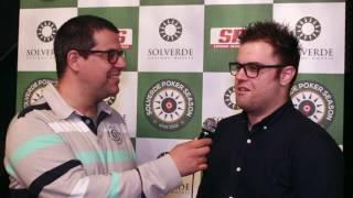 Tiago Dias Lidera Mesa Final Etapa #1 SPS 2017
