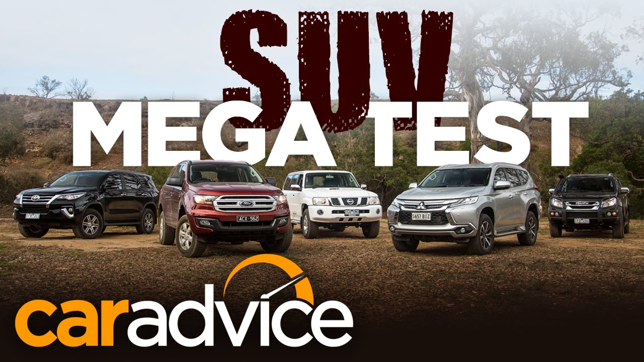 2016 family 4x4 suv comparison everest v mu x v pajero sport v patrol v fortuner youtube
