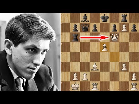 I Will Have My Revenge! | Bobby Fischer's First Win Against Mikhail Tal