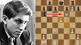 i will have my revenge bobby fischers first win against mikhail tal