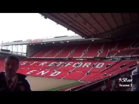 เที่ยวอังกฤษ สนามฟุตบอลแมนเชสเตอร์ Manchester Part 1 (Old Trafford Stadium)