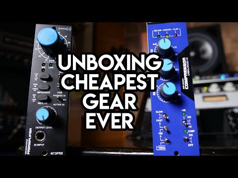 Unboxing the CHEAPEST