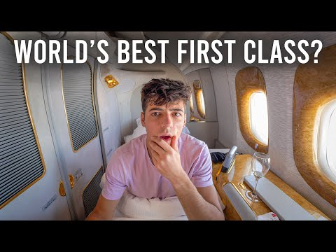 I Flew Emirates FIRST Class & It Cost £_____ (World's BEST First Class?)
