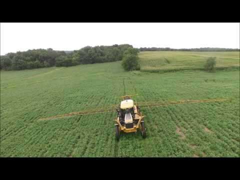 2015 Stephenson Service Company Drone Footage