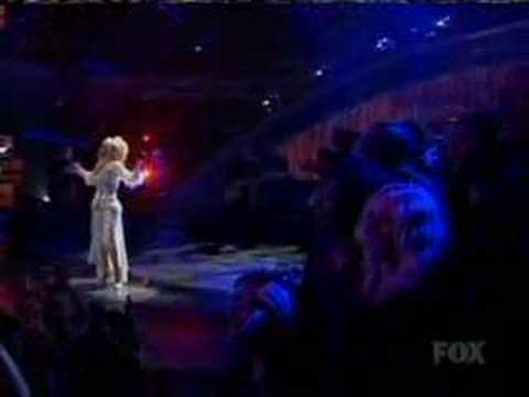 Dolly Parton on American Idol