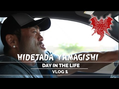 Hidetada Yamagishi - Day In The Life - Vlog 1