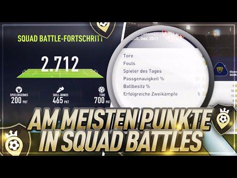 FIFA 18 - SO machst DU am MEISTEN Punkte in Squad Battles 💯🔥