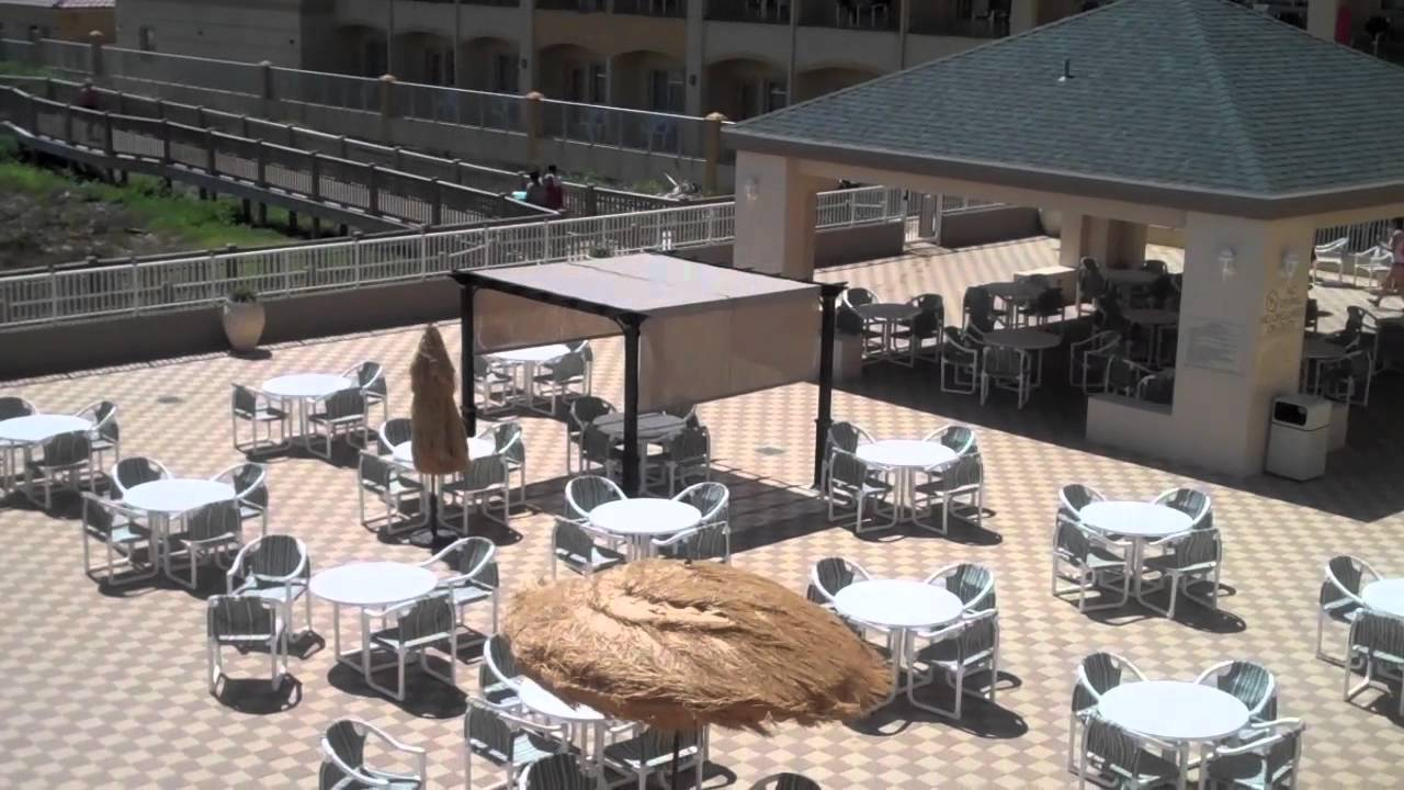 Ocean View Junior Suite   Hilton Garden Inn South Padre Island