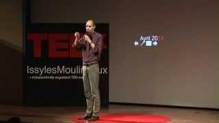 Produire plus, tout en travaillant moins : Nicolas Hennion at TEDxIssylesMoulineaux