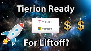 Tierion (TNT) Crypto Altcoin Review   New 2018 Hot Token!