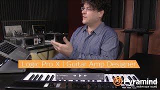 Logic Pro X   Guitar Amp Designer   SFLogicNinja