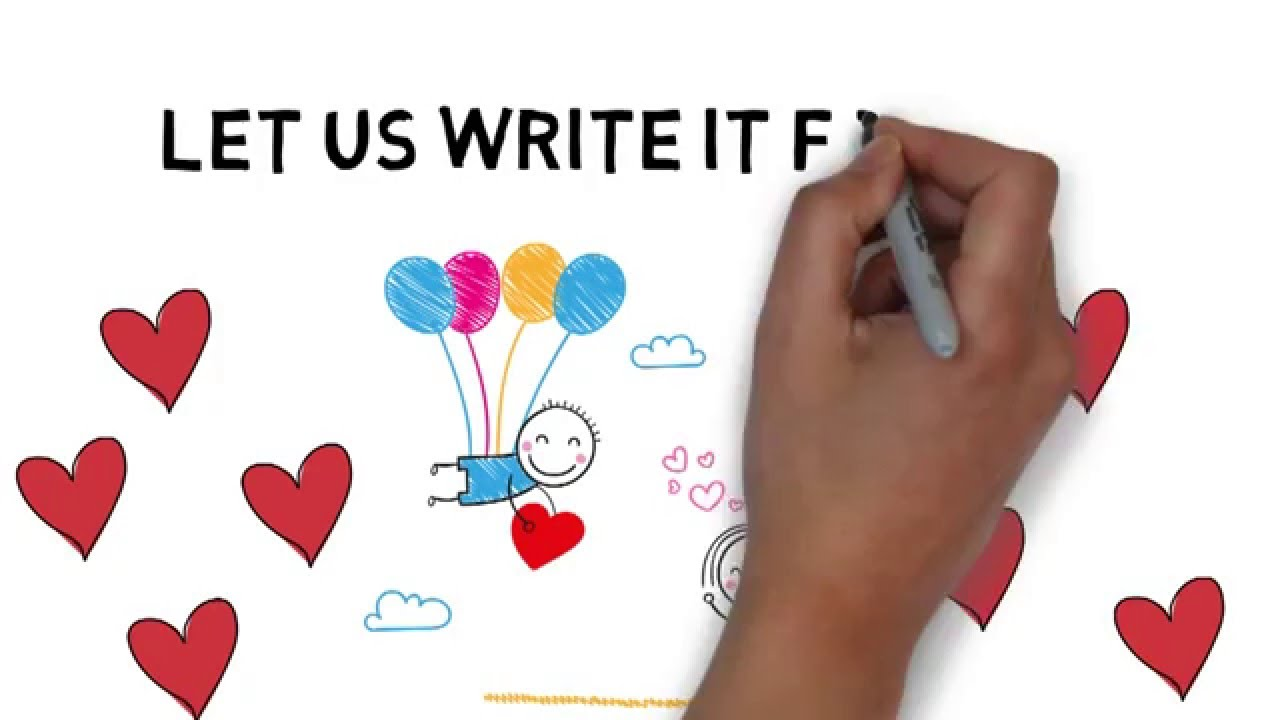 Love Letter Writing Services   YouTube