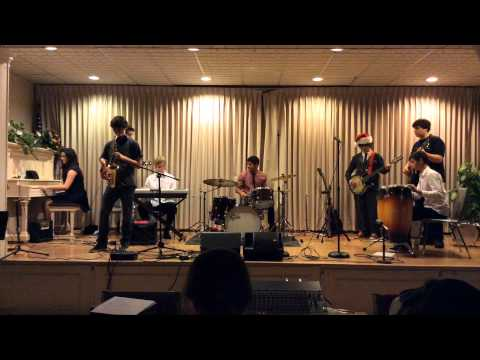 Orinda Academy Concert December 12, 2014