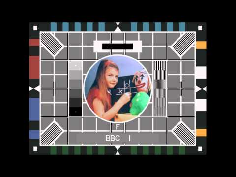 The Trolley Song - BBC1 1978 To 1983 (Re-creation)