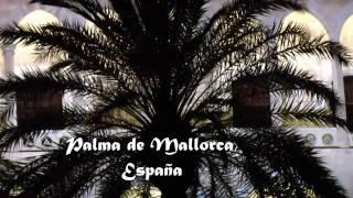 Palma de Mallorca by night (Video-1), Spain
