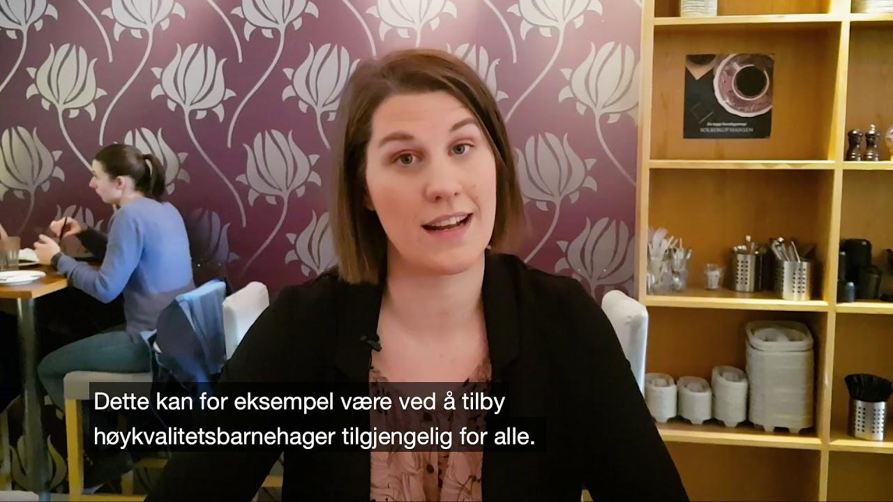 Kommunevalg 2019: Elisabeth Sjølie