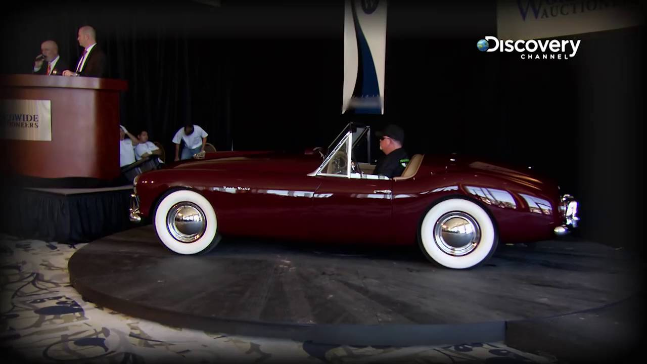 Nash Healey The First American Sports Car Fast N Loud