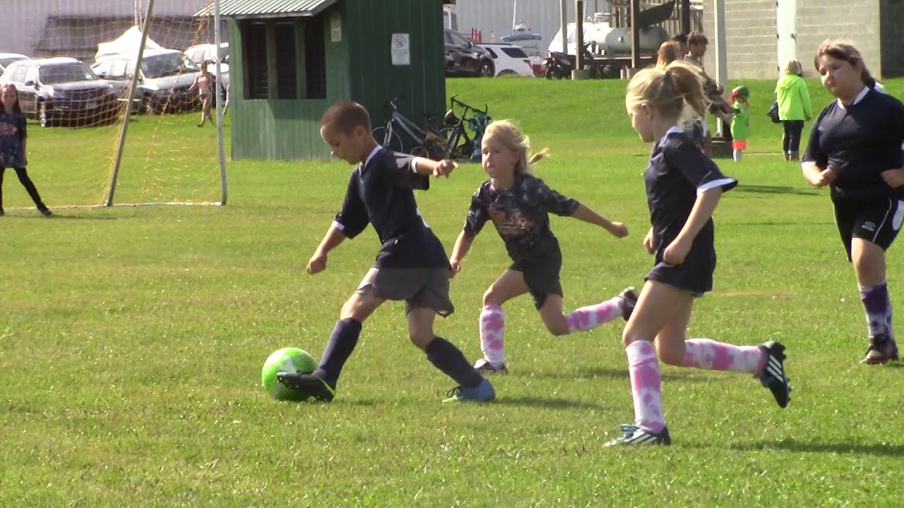 Mites Soccer at the RP Tourney -Grannie Cam  9-23-17