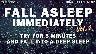 Download lagu [Try Listening for 3 Minutes] FALL ASLEEP FAST VOL 2 | RAIN SOUNDS FOR SLEEPING | DEEP SLEEP MUSIC