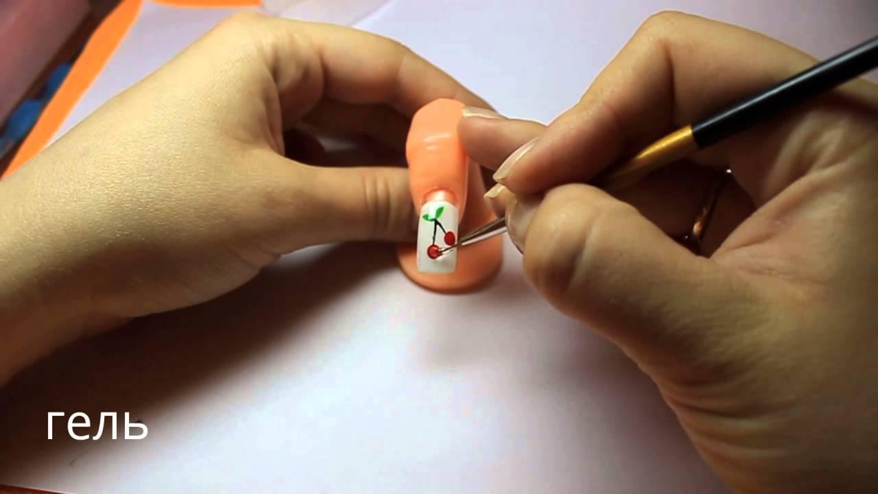 Покрытие Ногтей Рисунки