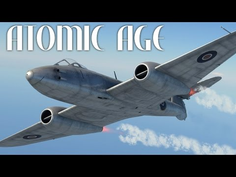 War Thunder Film - The Atomic Age