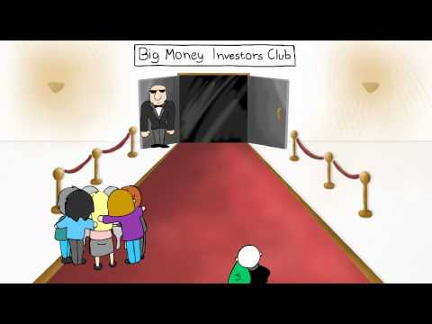 Private Investors Club, Explainer - Cartoon Animation videos| Creativa - Melbourne