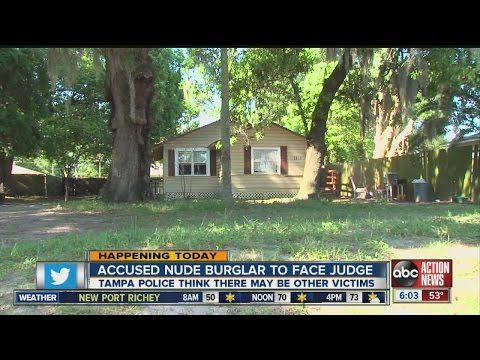TPD: Mother awakes to find nude burglar in bed with 10-year-old son thumbnail