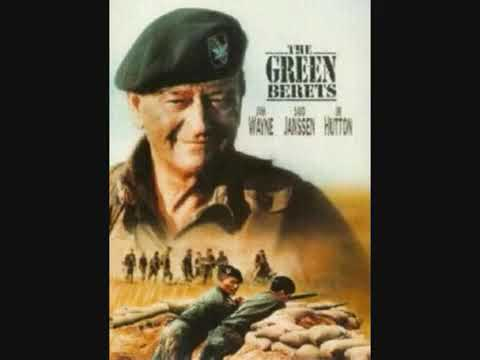 Green Berets Original Soundtrack Written By Miklós Rózsa