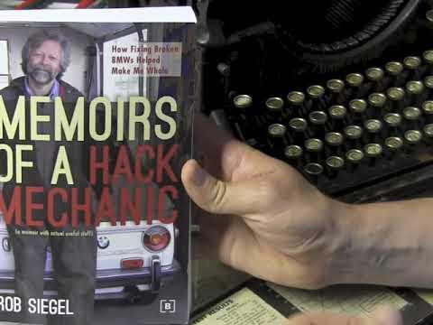 Memoirs Of A Hack Mechanic Book Review: