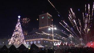 Revelion in Piata Sfatului - Brasov 2015