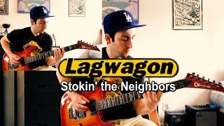 Lagwagon   Stokin' the Neighbors (guitar cover)