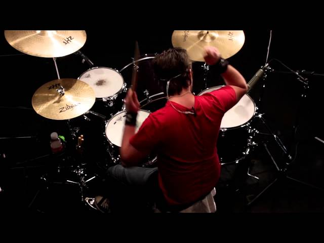 Bridge Burning Drum Cover