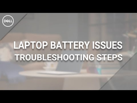 How to Fix Laptop Battery DELL (Official Dell Tech Support)