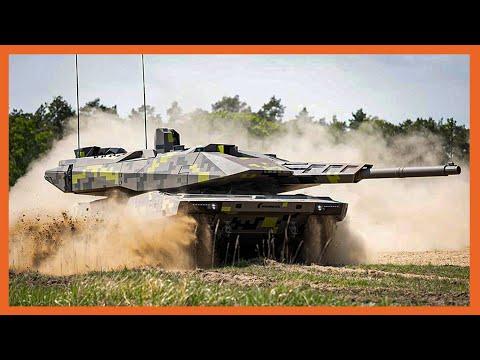 Currently Top 10 Best & Deadliest Main Battle Tanks Ever Built