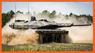 Currently Top 10 Best & Deadliest Main Battle Tanks Ever Built | Best Tanks in the World
