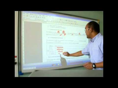 TNI - Tutoriel Interwrite Workspace (3ème partie) - YouTube