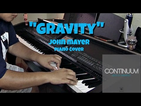 John Mayer- Gravity (Piano Cover by Jen Msumba)
