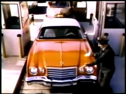 Dodge Charger Commercial With Jamie Farr 1975