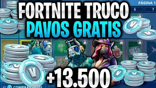 "*NEW BUG* FREE 13,500 FREE PAVOS THE BEST ""BUG"" OF SEASON 7 FORTNITE BATTLE ROYAL"