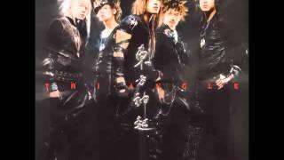 DBSK (TVXQ!) - Tri-Angle [FULL ALBUM]