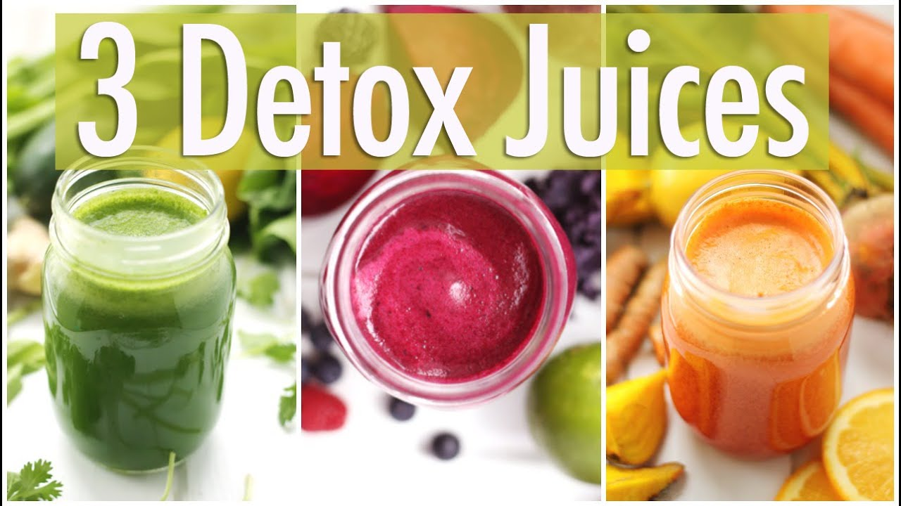 Detox juice recipe for skin