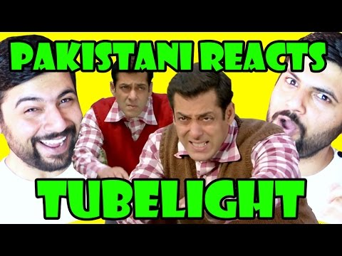 Pakistani Reacts to TUBELIGHT Official Trailer