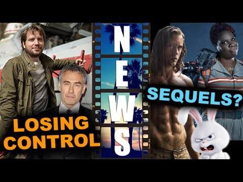 Rogue One Reshoots, Tony Gilroy vs Gareth Edwards! Ghostbusters 2, The Secret Life of Pets 2