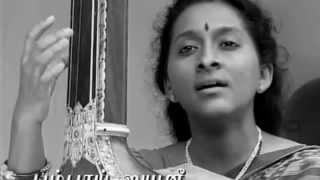 Bombay Jayashri - Orchestra Music - Adieu Autumn