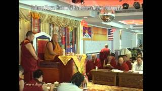 Drikung Phowa Chenmo by His Holiness Gyalwa Drikung Pa Part 5