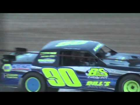 Charleston Speedway Factory Stock Heat 1 April 22, 2017