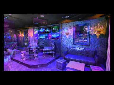 Newwd decoraci n bares carlsberg youtube for Decoracion bares tematicos