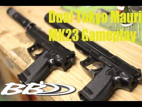 BB Dynamics: Dual Tokyo Mauri MK23 Action!
